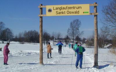 Skigebiet Sankt Oswald Riedlhütte