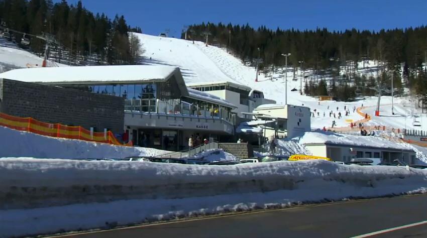 Skigebiete Bayerischer Wald Gr. Arber Talstation