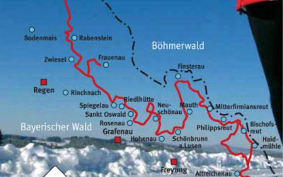 Skigebiet Frauenau