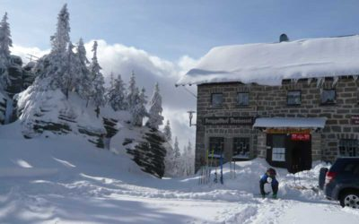 Skigebiet Neureichenau